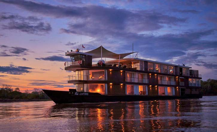 Luxury And Expedition Cruises