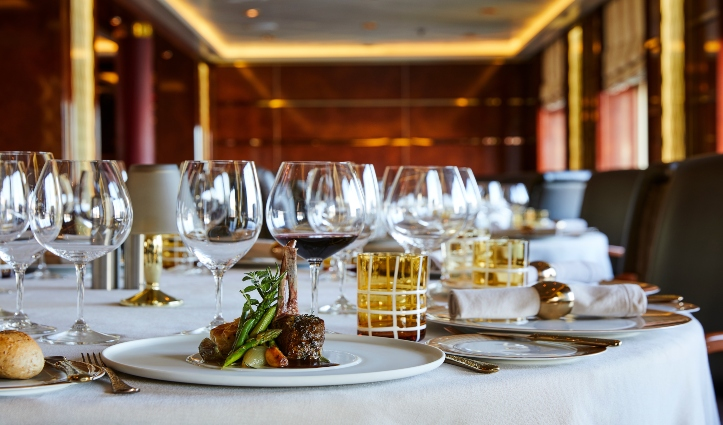 Silver Cloud Dining