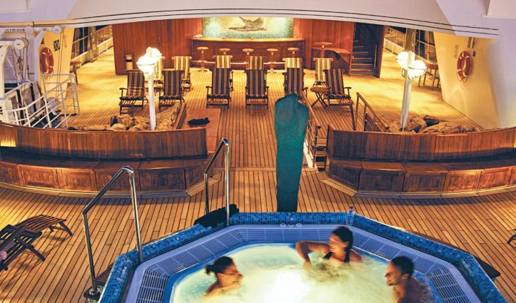 National Geographic Orion Spa