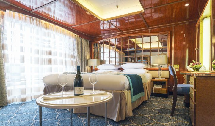 Deluxe Suite Sea Spirit