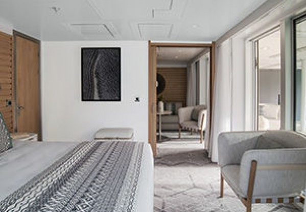 Grand Deluxe suite Le Laperouse