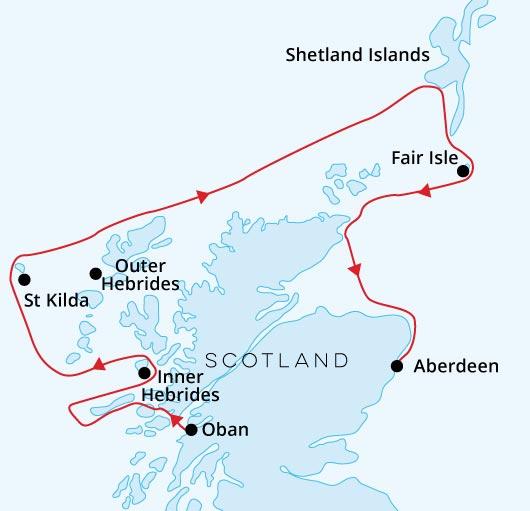 Greg Mortimer - Wild Scotland