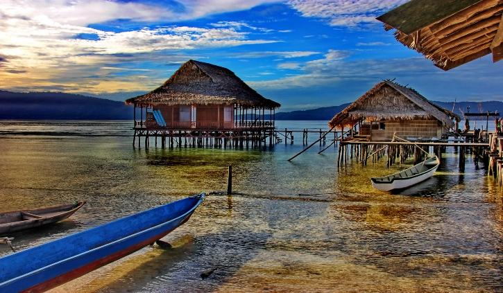 Indonesia West Papua Raja Ampat