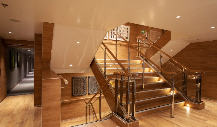 Le Laperouse Staircase
