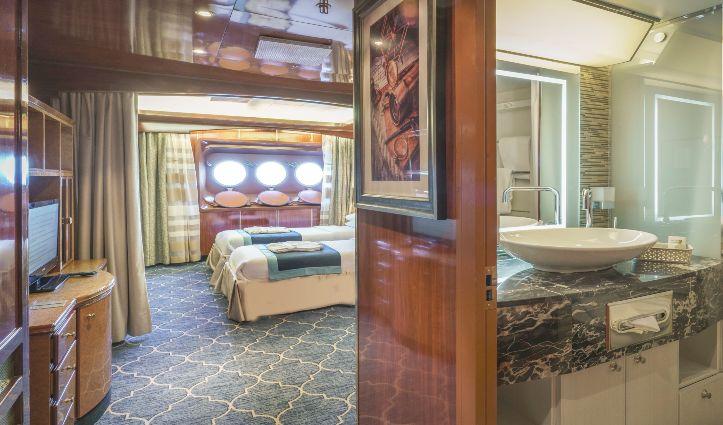 Main Deck Suite Sea Spirit