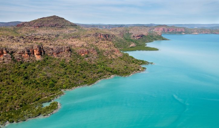 Naturalist Island, Prince Frederick Harbour, Kimberley coast, Australia