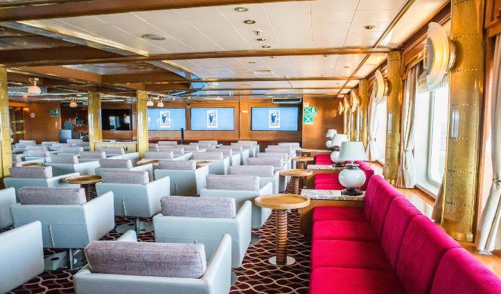 Oceanus Lounge - Sea Spirit
