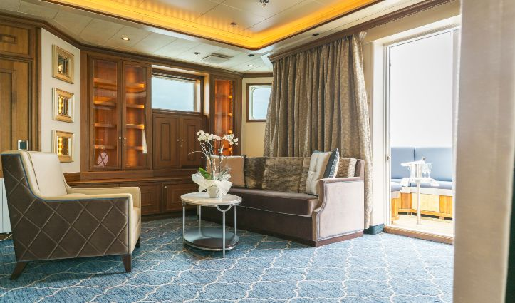 Owner's Suite Sea Spirit