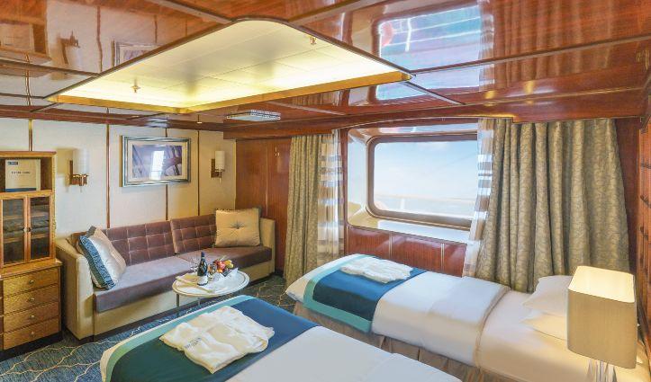 Superior Suite Sea Spirit