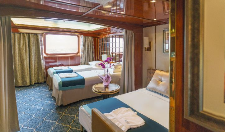 Triple Suite Sea Spirit