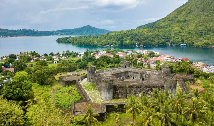 Banda Neira, Spice Islands