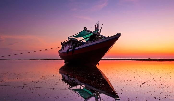 Fishing Boat Indonesia