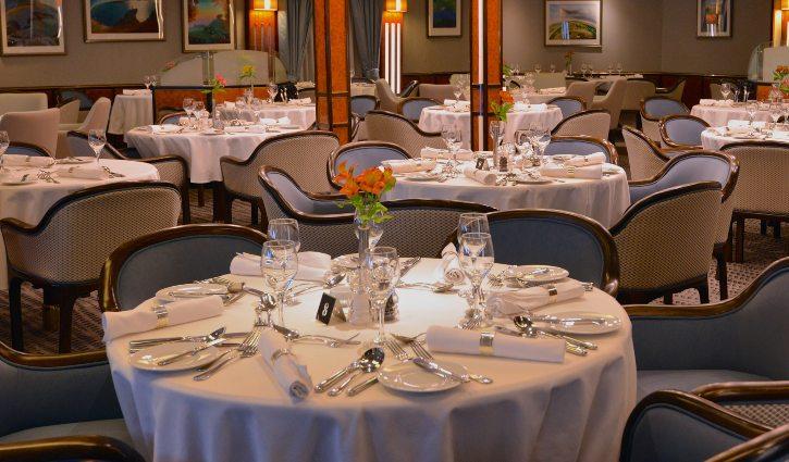 Dining Room Hebridean Sky