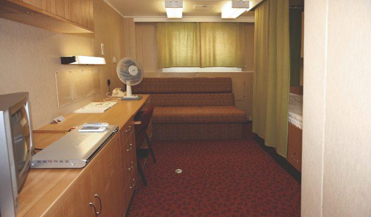 Ice breaker Twin standard cabin - 50 Years of Victory