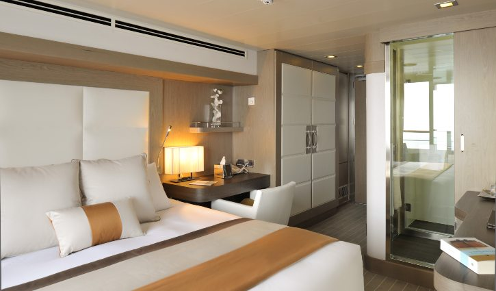 L'Austral Prestige Deck 4,5,6 Staterooms