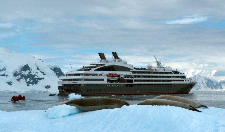 Le Boreal Antarctica