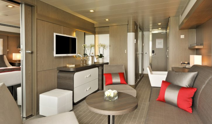 Le Boreal Prestige Deck 5 & 6 Suite