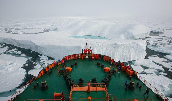 North Pole - Poseidon - 50 Years of Victory