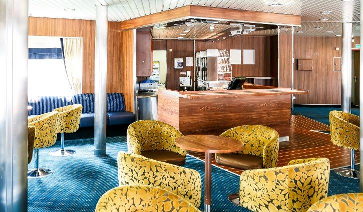 Ocean Endeavour, Aurora Lounge