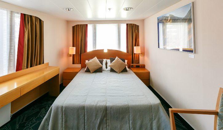 Top Deck Double, Ocean Endeavour