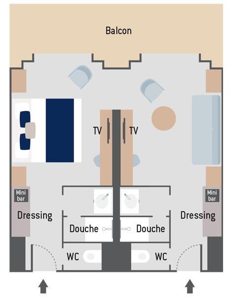 Prestige Suite - Le Commandant Charcot