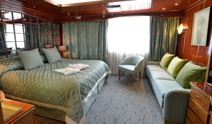 Promenade Suite Hebridean Sky