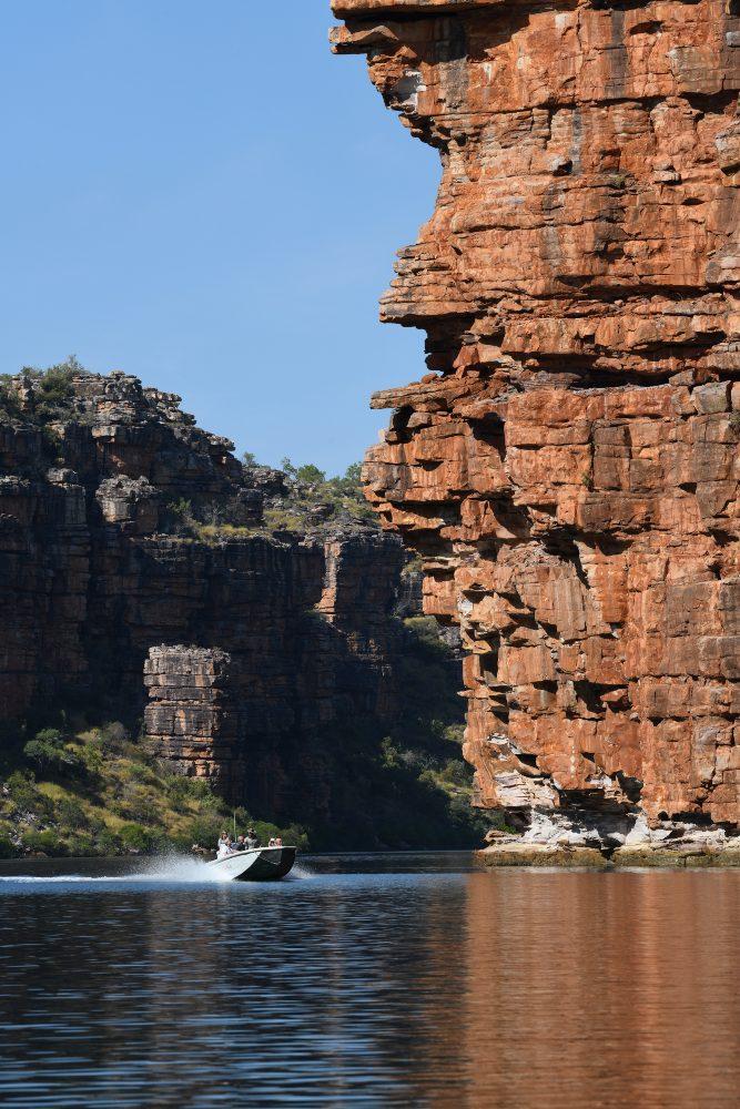 Alex - King George River Kimberley