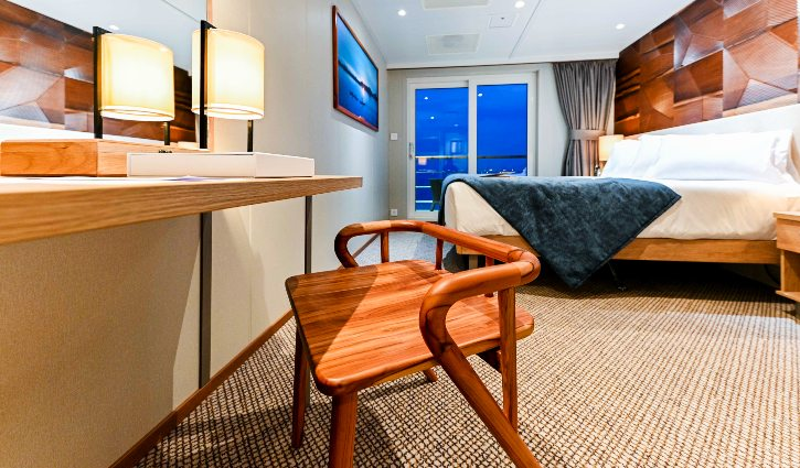 Bridge Deck Stateroom