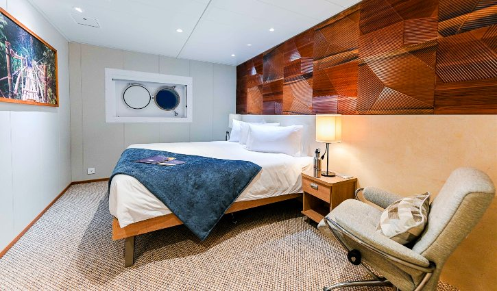 Coral Deck Stateroom