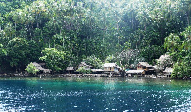 Coral Expeditions - Sewa Bay