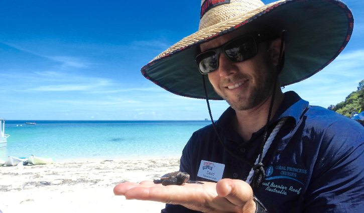 Coral Expeditions - Forbes & Saunders Island