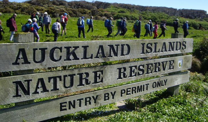 Heritage Expeditions - Auckland Islands