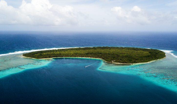 Lamotrek, Micronesia, SILVERSEA ONLY