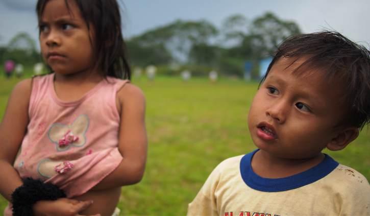 Local Village People - Peruvian Amazon