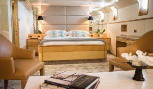 Aqua Blu Cabin 4