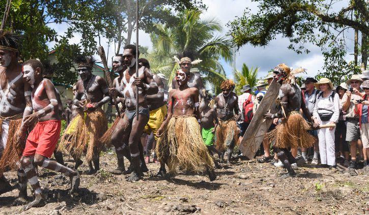 CoralAdventurer only native war dance resize