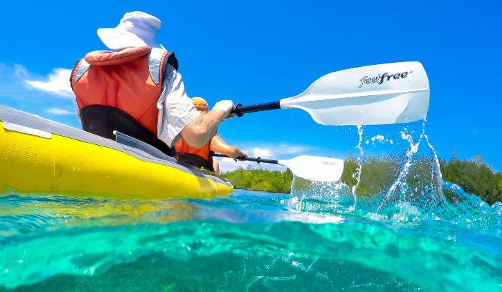 Day-6 kayaking raja ampat resize coral expedition