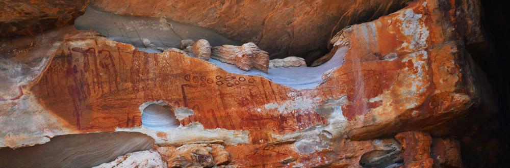 Gwion Gwion Aboriginal Art
