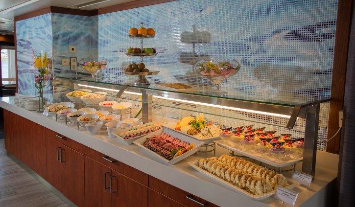 Dining Room ocean adventurer