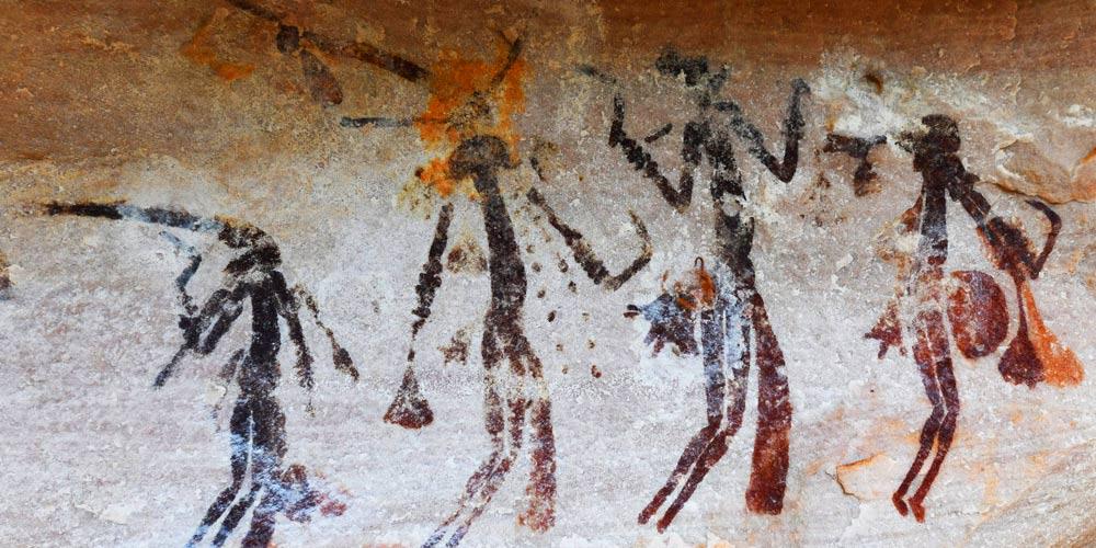 Gwion Gwion Aboriginal Rock Art