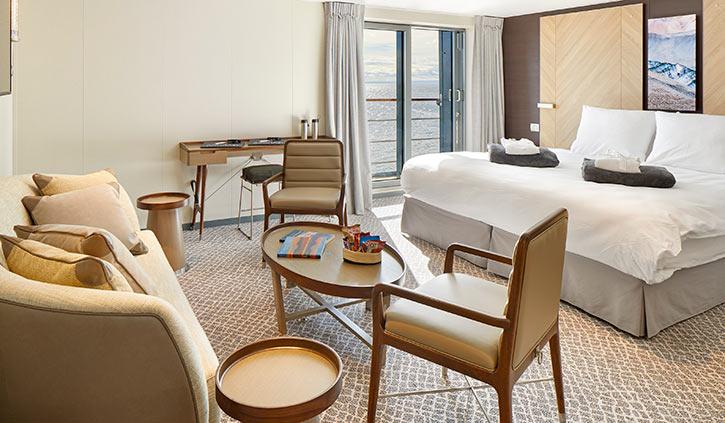Magellan Explorer Penthouse Suite